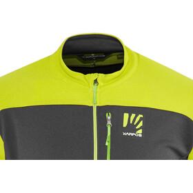 Karpos Roccia Kortærmet T-shirt Herrer grå/grøn